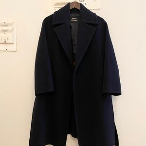 Frankie Shop Marie Studios Heavy A Coat [SIZE OS]